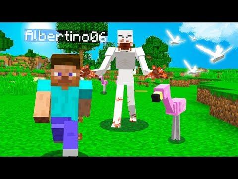SPAVENTO ALBERTINO06 CON GLI SCP! - Scherzi su Minecraft ITA