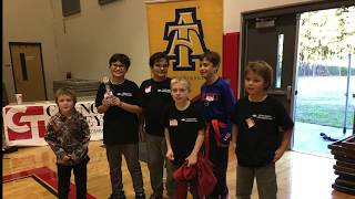 FLL Into Orbit Regional Competition - 100 points