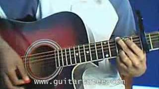 Carry You Home (of James Blunt, by www.guitartutee.com)