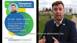 Vitry-sur-Seine, 1ère ville maraîchère du Grand Paris