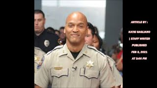 Part 2. of 2. Deputy Clyde Kerr III.  A Black Officer Had Enough Of RACISM And Takes His Own Life.