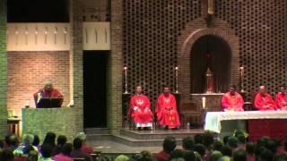 Misa de Sanacion Pentecostes con Padre Hoyos