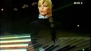 Patty Pravo - Per una bambola refrain - Sanremo 1984 - Pippo Baudo