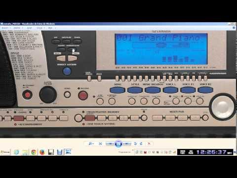 Review Teclado Yamaha PSR 550