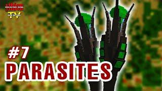 Minecraft Parasites 07 - Vườn Cây Biến Dị Ngàn Tỉ