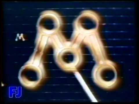 Vinheta Rede Manchete 1988