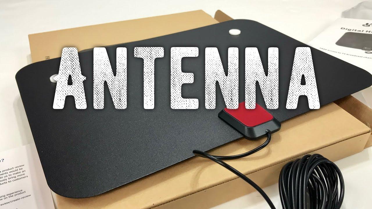 Vansky OTA Indoor HD TV Antenna for Cord Cutting Review