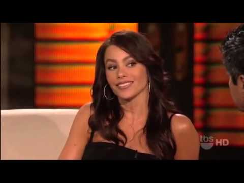 Sofia Vergara  Lopez Tonight HD