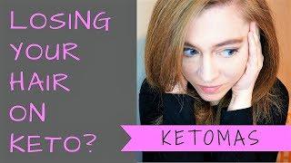 Ketomas Day 4 - Losing Your Hair On Keto? - Hair Loss and Weight Loss