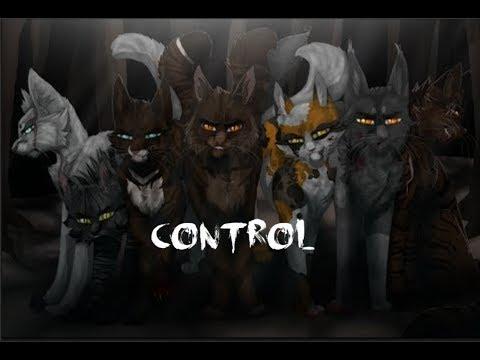 Control - Warrior Cats Villians / Dark Forest Animash