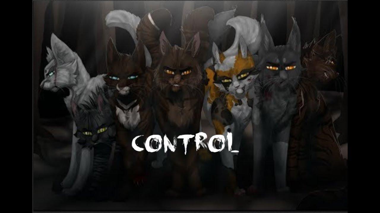 Control Warrior Cats Villians Dark Forest Animash