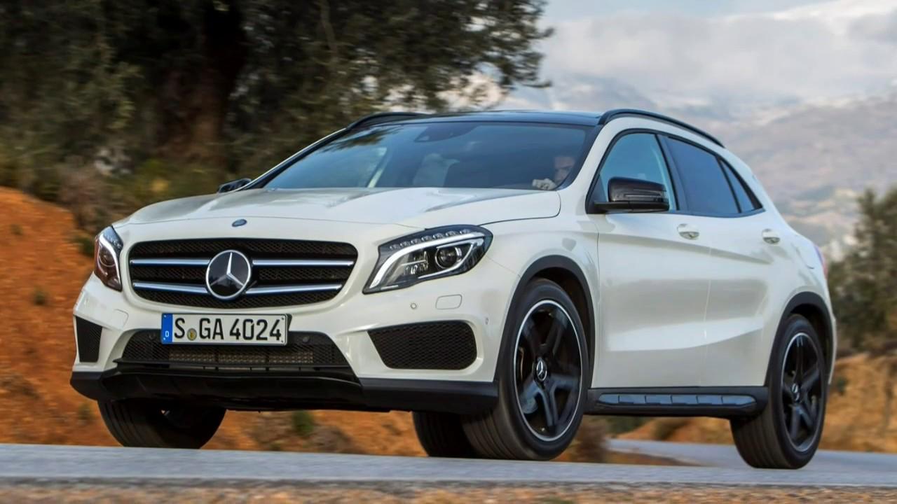 Mercedes-Benz GLA-Class 2019 Car Review - YouTube