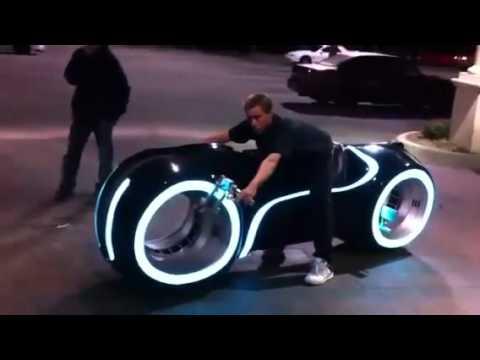 how to get tron bike gta 5 2018