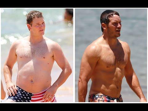 Top 10  Celebrity Fitness Body Transformation