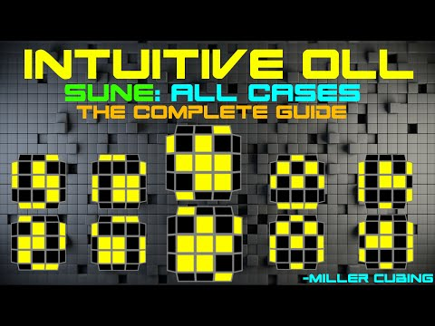Intuitive Full OLL: Sune - The complete guide.
