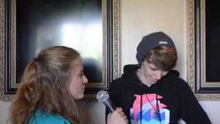 Triston Tyler and Gabriel Laceup Interview at Boys of Summer Tour