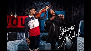 Blueface performs Bleed It | STRINGS ATTACHED