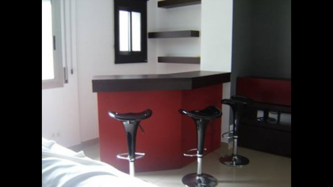 Catalogo de muebles bar muebles para bar youtube for Bar de madera esquinero para casa