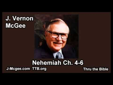 16 Nehemiah 04-06 - J Vernon Mcgee - Thru the Bible