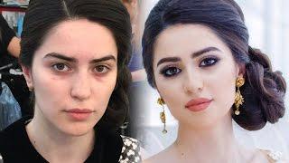 видео макияж на свадьбу
