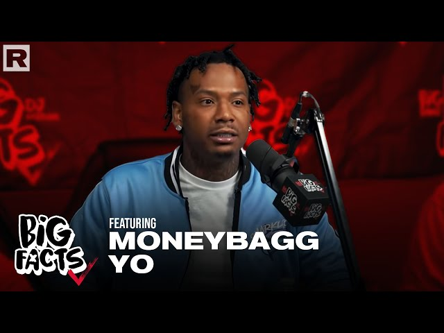Moneybagg Yo Discusses His Recent Success, Favorite Rappers, Cancel Culture & More | Big Facts