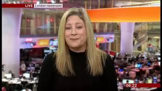 BBC Breakfast 13.5.19 with Charlotte Kneer
