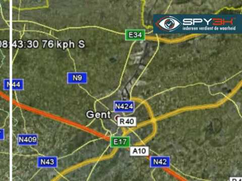 Trackstick Manager GPS Tracking Software - De Werking