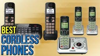 8 Best Cordless Phones 2017