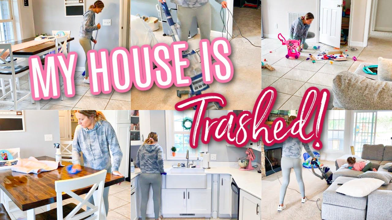 Download MY HOUSE IS TRASHED // EXTRME CLEANING MOTIVATION 2021 // CLEAN WITH ME