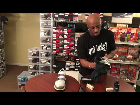 Sneaker Cleaning & Storing MY Way!