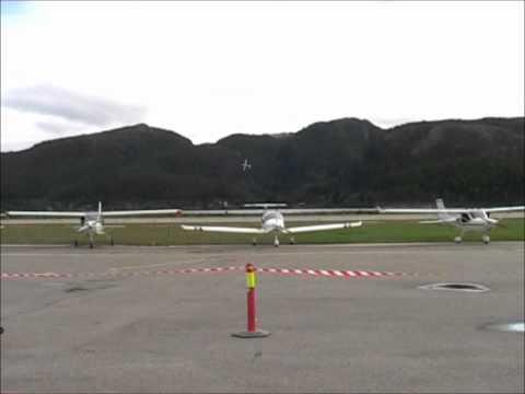 Namsos Lufthavn 17.09.2011