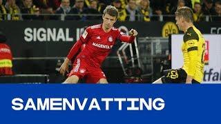 Samenvatting: Borussia Dortmund - Bayern München