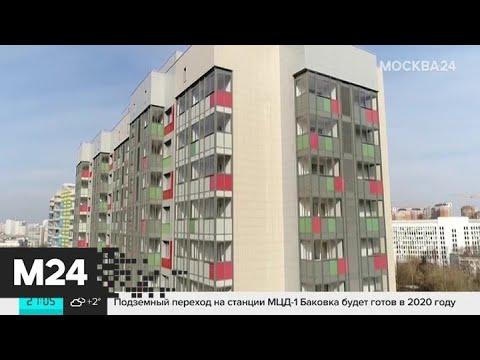 До 25 тысяч ордеров в год будут выдавать в будущем в рамках программы реновации - Москва 24