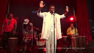 Djembe Thunder LIVE at Open The Gate Festival 2018