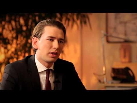 Die Presse Interview mit Sebastian Kurz