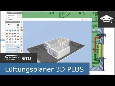 Lüftungsplaner 3D PLUS