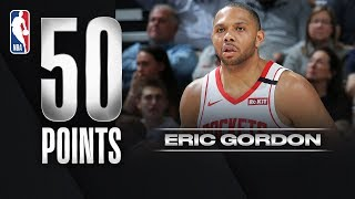 Eric Gordon Drops Career-High 50 PTS