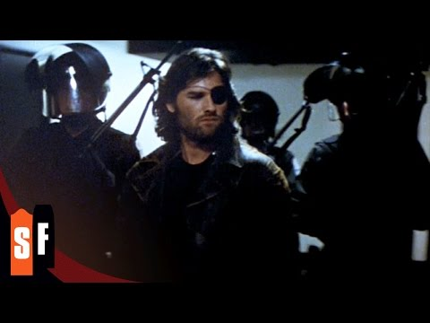 Escape From New York Official Trailer #1 (1981) Kurt Russell, John Carpenter HD