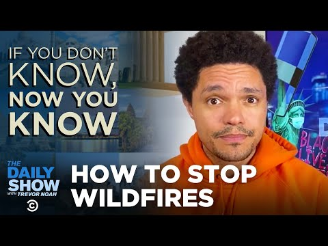 Wildfires - If