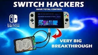 The Nintendo Switch Hackers Release Big Breakthrough