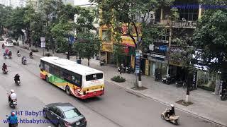 Wheels On The Bus Ha Noi 88  🚌 Xe buýt Hà Nội 88 🚌 Nursery Rhymes 4 Kids    HT BabyTV ✔︎