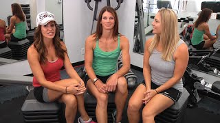 Cat Kom and Bethany talk with guest Rebecca about her nutrition dur...