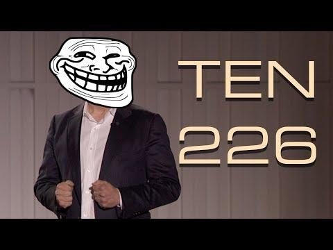 Elon Musk Trolls The SEC:: TEN 226