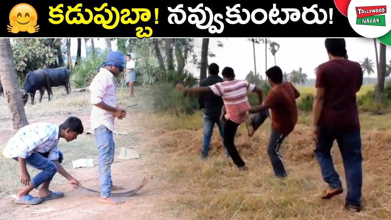 Latest Comedy Scenes | New Funny Videos in Telugu | Top New Comedy Videos | Tollywood Nagar