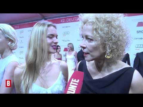 BUNTE TV  Katja Riemann: So stolz auf ihre schöne Tochter!