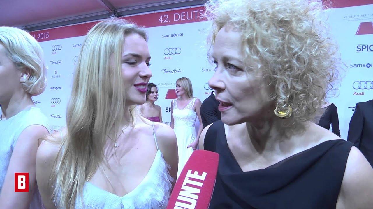 BUNTE TV - Katja Riemann: So stolz auf ihre schöne Tochter!