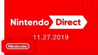 Nintendo Direct 11.27.2019