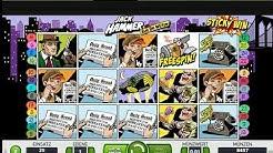 """Online Casino Test des Slots """"Jack Hammer"""" im 888 Casino"""