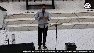 Estudo Bíblico 05/05/2021