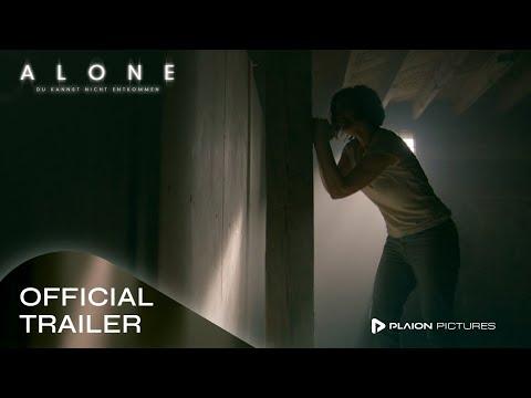 Alone (Deutscher Trailer) - Jules Willcox, Marc Menchaca, Anthony Heald, Jonathan Rosenthal